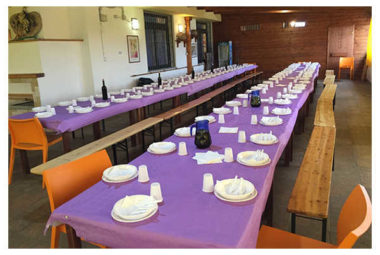 lions club porto torre pranzo natale solidale
