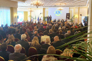 conferenza inverno 2020 distretto lions 108Yb