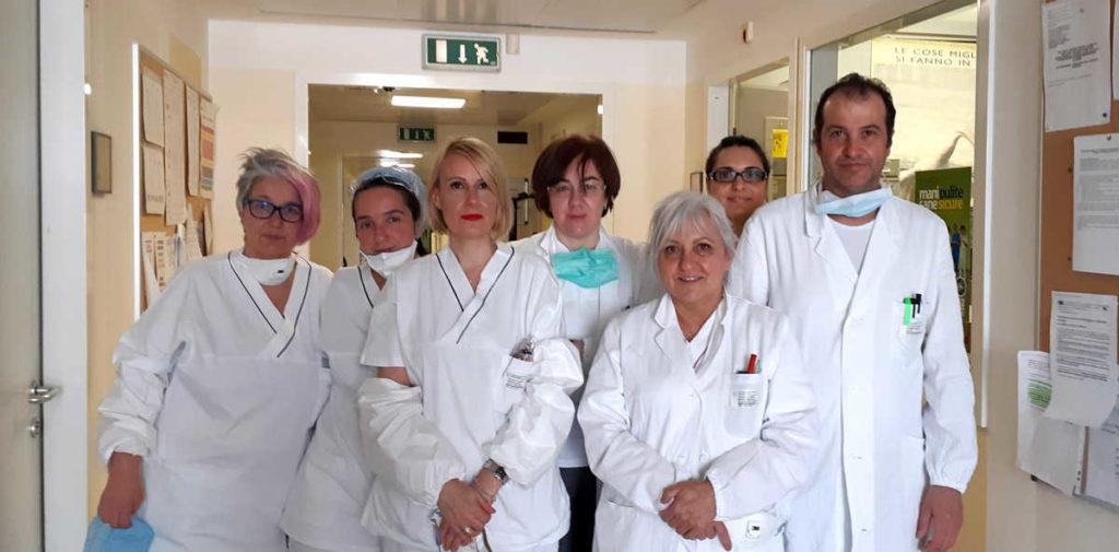 donazione lions ospedale modena analizzatore campioni coronavirus