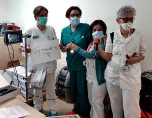 donazione lions ospedale pistoia coronavirus