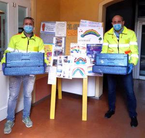 lions club modena romanica solidarietà coronavirus