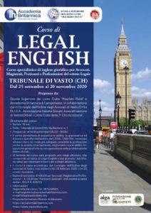corso legal english vasto scuola superiore lions maurizio panti