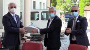 lions club vescovato donazione ventilatore polmonare lcif