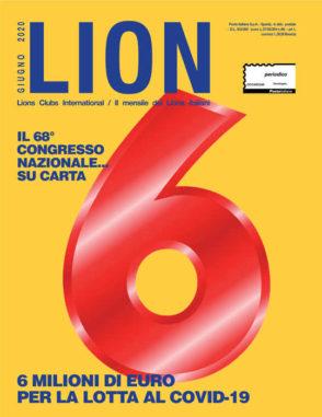 rivista lion giugno 2020