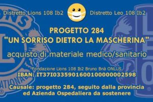 distretto lions 108ib2 coronavirus