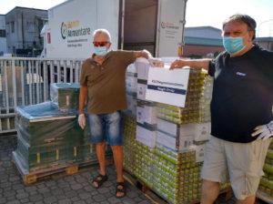 distretto lions 108 tb aiuti alimentari coronavirus