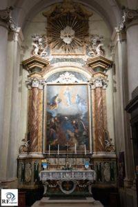 lions club cento restauro basilica san biagio