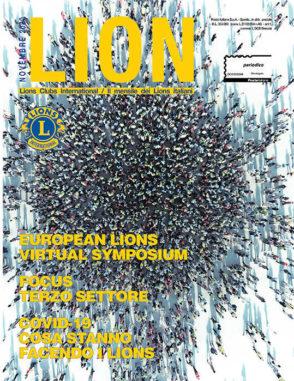 rivista lion novembre 2020