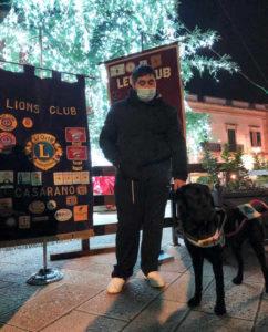 lions club casarano cani guida